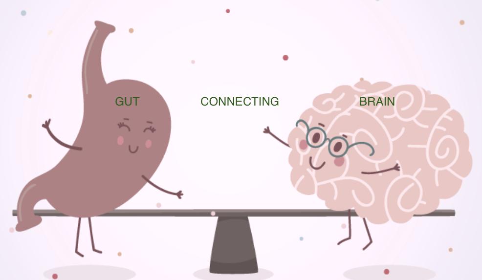 Gut & Brain Connecting