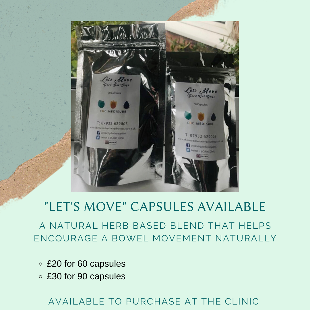 Lets Move Capsules